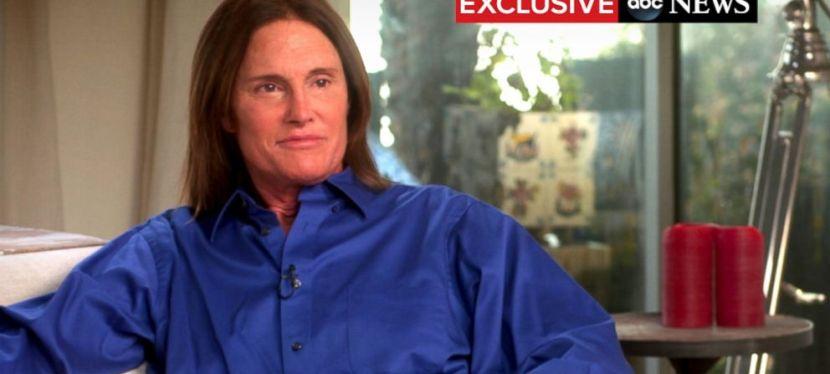 Is Bruce Jenner ahero?