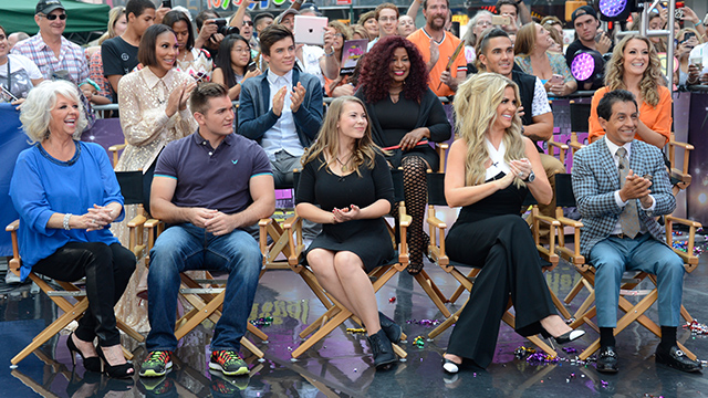 Dancing With The Stars Season 21Premiere