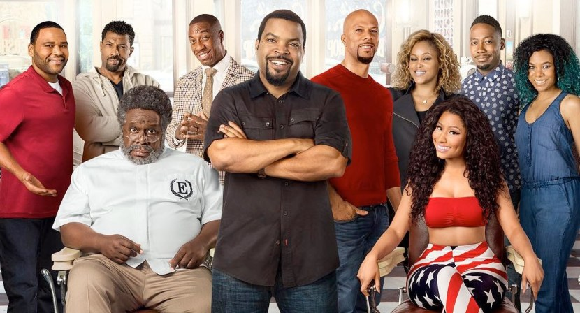 Barbershop 3: The Next Cut in theater next year!