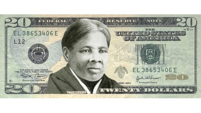 Harriet Tubman: New Face on the $20 Bill