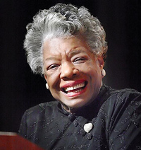 Women's Month Appreciation: Maya Angelou