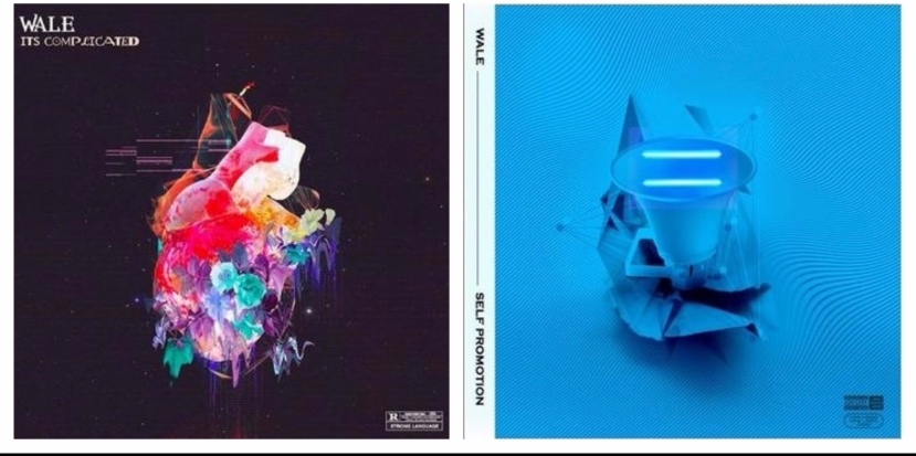"Wale, ""It's Complicated"" & ""Self-Promotion"" EPs Back to Back"