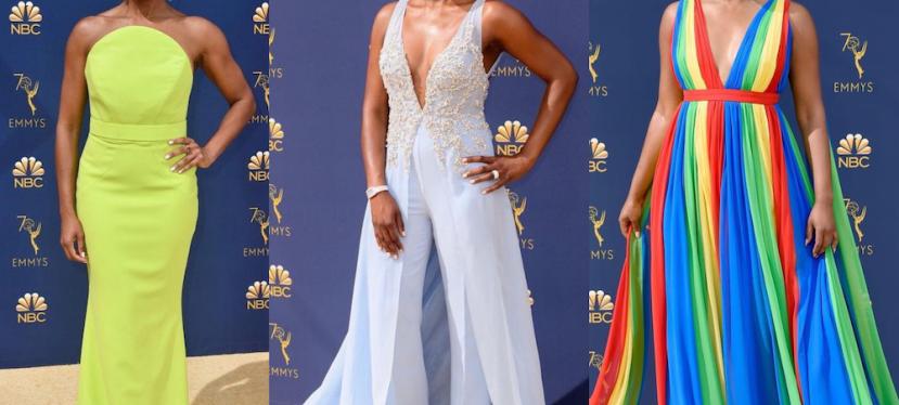 2018 Emmys Fashion