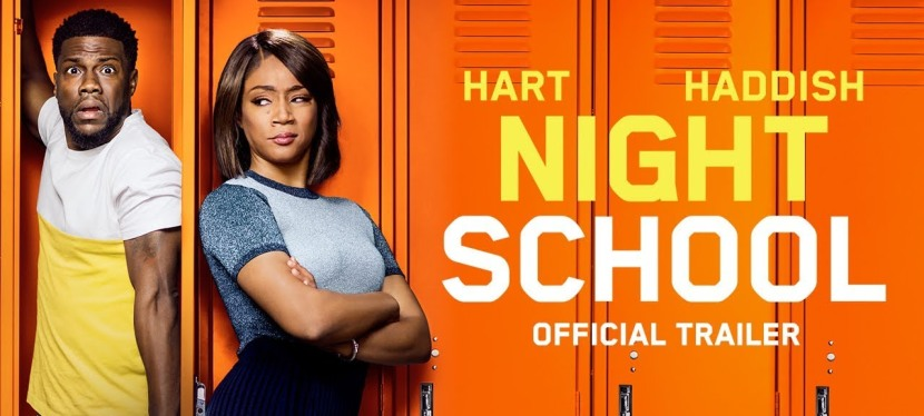 """""""Night School"""" MovieReview"""
