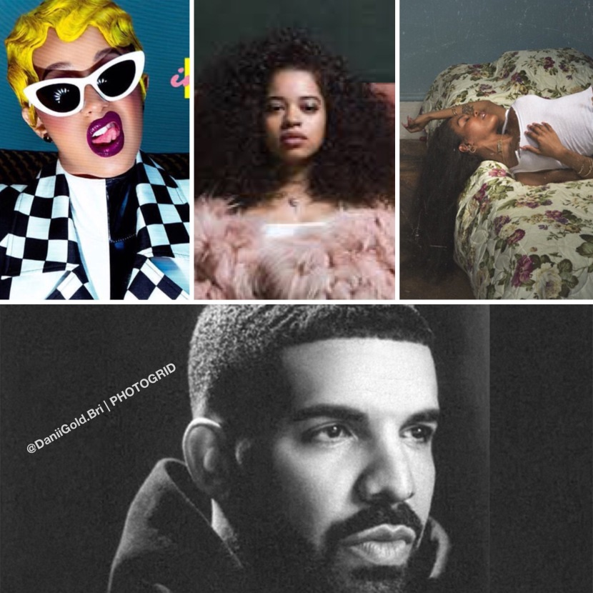 Albums of 2018