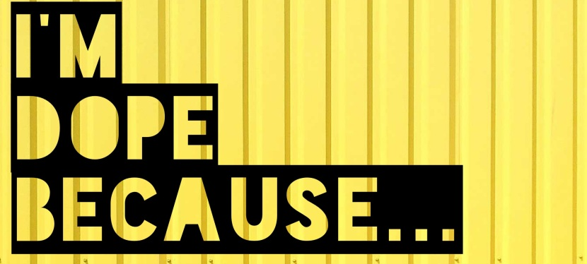 [DELUX Mag] I'm DopeBecause…
