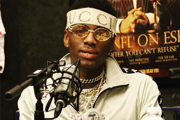 Does Soulja Boy Have APoint?