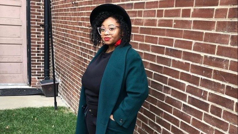 Ebony Robinson Talk her Business, Er The Element ofStyle