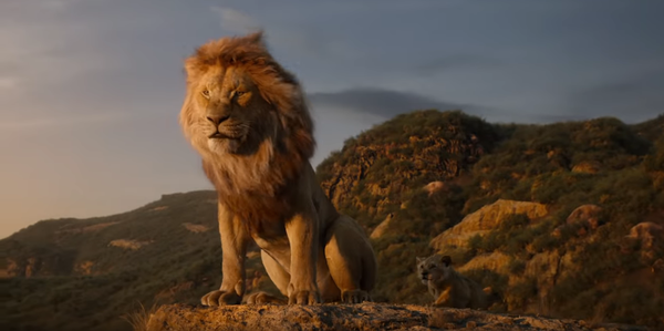 [Spoiler] The Lion King MovieReview
