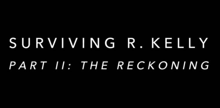 Surviving R.Kelly IIReview