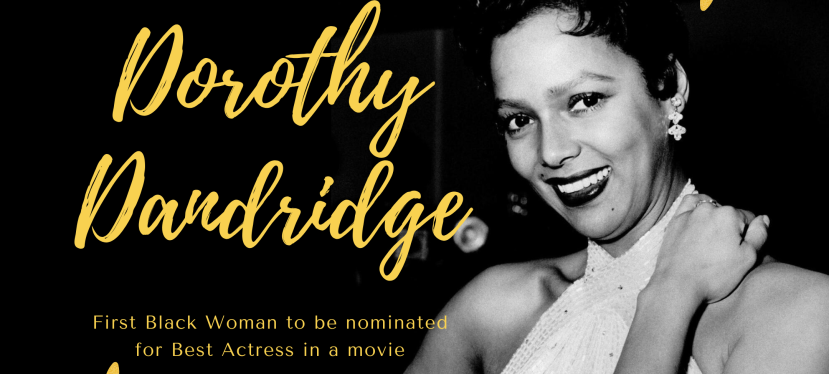 Black History Month: Dorothy Dandridge