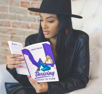 Lindsey Walker Talks Thriving Through the Storm in New Book