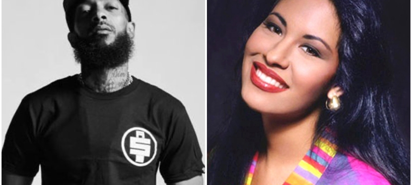March 31: Death of Nipsey & Selena