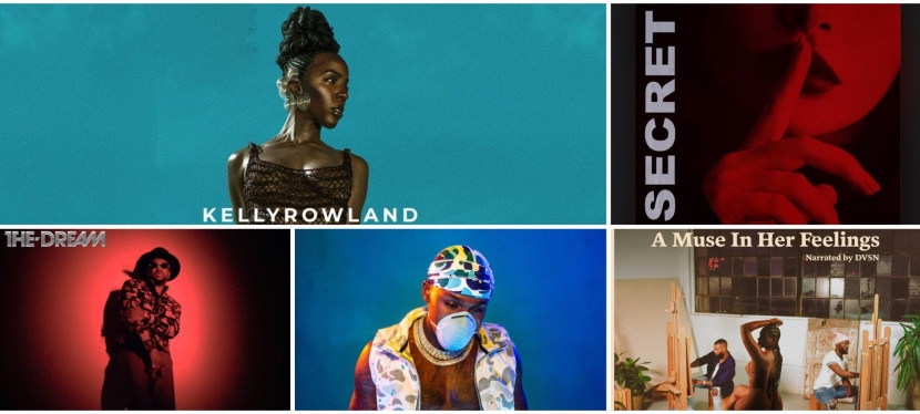 New Music Friday 4/17: Da Baby, DVSN, The Dream, Kelly Rowland, 21 Savage featuring Summer