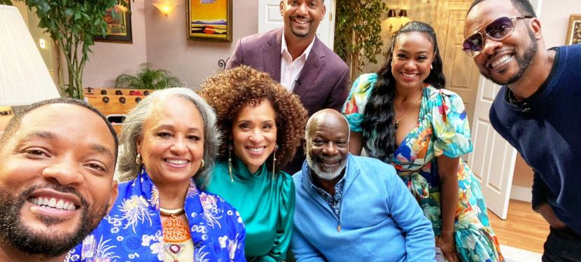 Fresh Prince Reunion: Memory-Filled and Tear-Jerker
